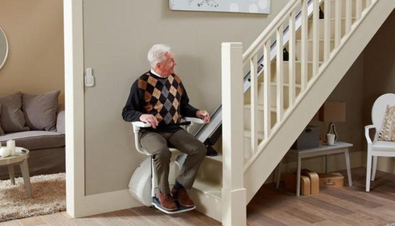 monte escalier d'occasion